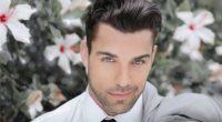 2017 Zayıf Erkek Saç Modeli