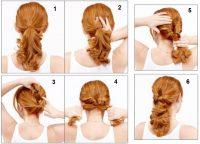 6 Adımda Evinizde Saçlarınızı Yapın