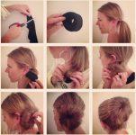 9 Adımda Evde Yapılabilecek Saç Modeli