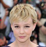 Carey Mulligan Kısa Saç Modelleri