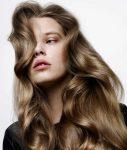 Dalgalı Işıltılı Saç Modelleri
