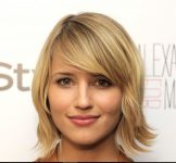 Dianna Agron Kısa Kesim Saç Modelleri