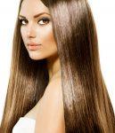 Işıltılı Düz Saçlar