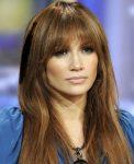 Jennifer Lopez Kahküllü Saç Modeli