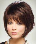 Kısa Sevimli Saç Modelleri