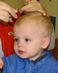 Küçük Çocuk Erkek Bebek Saç Modelleri