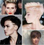 Moda Pixie Saç Trend Modelleri
