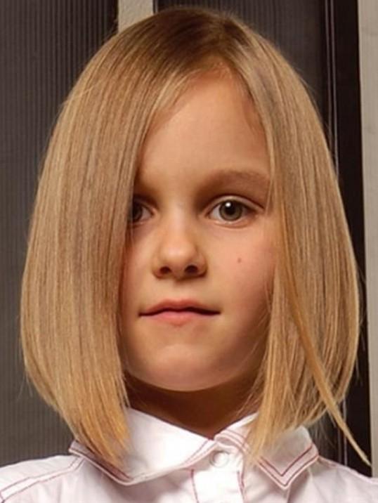 Sarı Saçlı Kız Çocukları