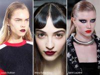 Sıradışı günlere 2017 Islak saç modelleri