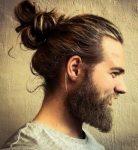 Topuz Saç Modeli Erkekler İçin
