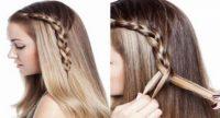 Trend Lise Kız Öğrenci Saç Modelleri