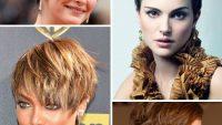 2017 Trend Uyumlu Pixie Saç Modelleri