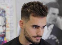 2018 de Erkekler için Yapılacak Kısa Cool Saç Modelleri