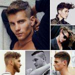 2018 Erkek Kısa Saç Modelleri