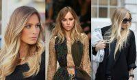 2017 Sarışın Saç Işıltıları Ve Saç Modelleri