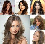 2017 Trend Saç Rengi Koyu ve Küllü Tonlar