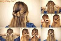 7 adımda günlük saç yapımı