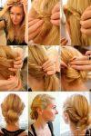 9 adımda günlük saç yapımı anlatımı
