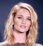 Rosie-Hunington Whieley Havalı Lob Saç Modelleri