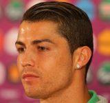 Christiano Ronaldo saç