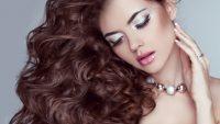 2017 Dalgalı Saç Modelleri ile Doğuştan Güzellik