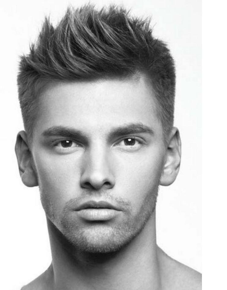 Erkekler için En Cool Saç Modelleri 2018 Dağınık