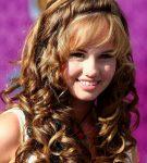 Genç kızlar için lüle saç modelleri