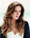 Işıltı Saç Modeli