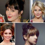 Kahküllü Perçemli Uzun Toplu Saç Modelleri