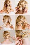 Örgü Topuz Saç Nasıl Yapılır?
