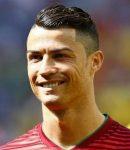 Portekiz formasıyla Ronaldo'nun saç modelleri