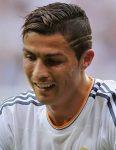 Real Madridli Ronaldonun saçları
