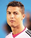 Ronaldo sarı saç modeli