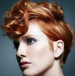 Trend Pixie Saç Asimetrik Kısa Modeller