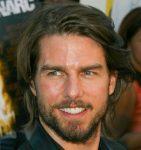 Ünlü Erkeklerin Uzun Saç Modelleri Tom Cruise