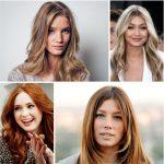 Ünlülerin 2017 Saç Rengi Tercihleri