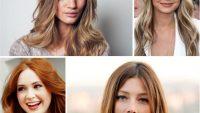 2017 Saç Rengi Trend Model Seçenekleri