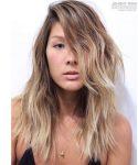 Uzun Yüz Saç Modelleri