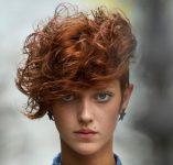 Yeni Trend Asimetrik Saç Modelleri