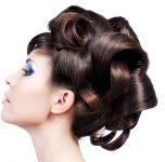 Farklı Tip Toplu Kadın Saç Modelleri