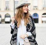 Şapkalı Kadın Saç Modelleri