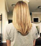 V Kesim Saçlar