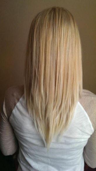 V Saç Kesimi