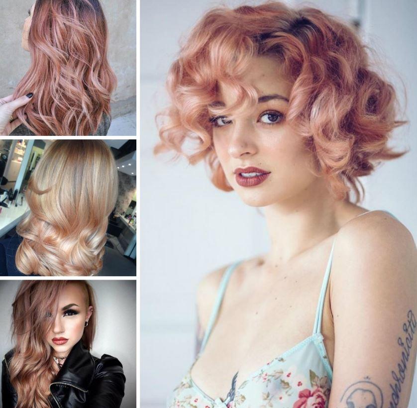 Dokunaklı Pastel Saç Renkleri