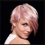 Kısa Saça Pastel Saç Rengi Tavsiyesi