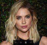 Ashley Benson Süper Dalgalı Saç Modeli