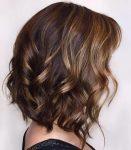 Karamel Kahverengi Ombre Saç Rengi Modeli