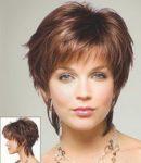Orta Yaş Üstü Kadınları Genç Gösteren Pixie Kısa Saçlar