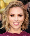 Scarlett Johansson Balyaj Saç Modeli