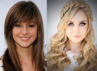 Bayanların Modern Saç Stilleri